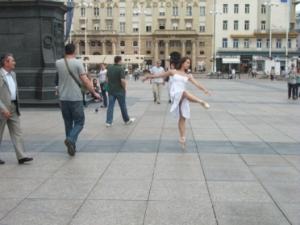 Ana, Zagreb (copyright: Sara Razum)