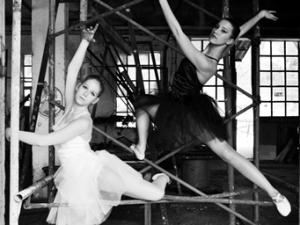 Mia i Sabrina, Poreč (copyright: Ana Knežević)