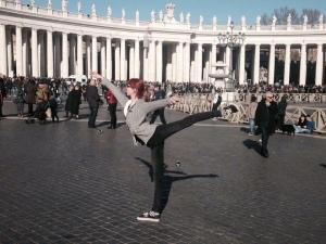 Paula, Rim